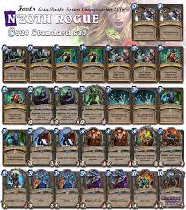 180 best hearthstone images on pinterest decks archetypes and asia