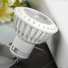 le led gu10 50w 6 pack dimmable 5w gu10 led light bulbs 50w halogen bulbs