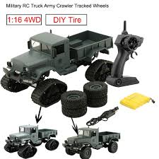 100 Rc Army Trucks Amazoncom Gbell RC Military Truck OffRoad Car116 6WD 24