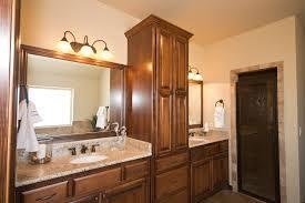 Bertch Bathroom Vanities Pictures by Beacon Master Bathroom Linen Cabinet Built Into Vanity Giallo