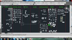 Bathroom Cad Blocks Plan by How To Get Furniture In Autocad Youtube