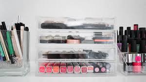 boite rangement maquillage ikea maison design bahbe
