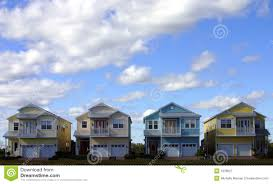 100 Four Houses Pastel Houses Stock Image Image Of Structure Four 1938527