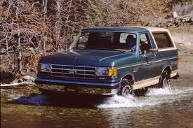 The Ford Bronco Celebrates Its 50th Anniversary 1966-2016 Photo ... 1988 Recreation Vehicles Ford Truck Sales Brochure F150 Cars Of A Lifetime Diesel Van Killer Or Big Ugly Nathan Rodys On Whewell F350 Overview Cargurus Auto Brochures Pickup Xlt Lariat Enthusiasts Forums Best Image Gallery 815 Share And Download Ford F900 Ta Fuel Lube Truck 1989 News Reviews Msrp Ratings With Amazing Images F150 96glevergreen Regular Cab 12010889 Cl 9000 Temple Tx 2010 Firemanrw Flickr