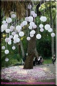 Awesome Tree Decorations For Wedding Images