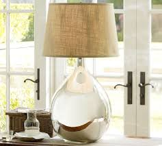 Pottery Barn Floor Lamp Assembly by Clift Oversized Mercury Glass Table Lamp Pottery Barn