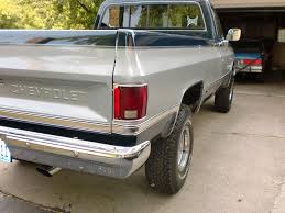1983 C10 Chevy Silverado 4x4 Restored! FS Or TRADE! - LS1TECH ... Revamping A 1985 C10 Silverado Interior With Lmc Truck Hot Rod 1983 1984 1986 1987 Chevy Grille Emblem Dual Headlight Before And After The 1947 Present Chevrolet Gmc 731987 4 Ord Lift Install Part 1 Rear Youtube Complete 7387 Wiring Diagrams 471954 Parts Lighted Threshold Plate Set Led Bowtie Ultimate All Scottsdale Old Photos Vintage Pickup Searcy Ar Bed Wood Options For Trucks Network