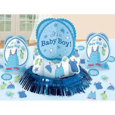 decoration baby shower boy baby shower boy shower with table decorating kit