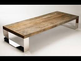 coffee table awesome wood and metal coffee table diy sofa tables