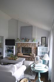 Nautical Living Room Furniture by Summer Home Tour A Coastal And Rustic Bold Mix U2022 Our House Now A Home