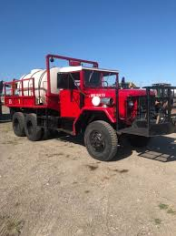 100 Brush Truck For Sale Multi Fuel 1968 Kaiser Jeep M35a2 Deuce And A Half Military