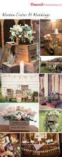 Shabby Chic Wedding Decorations Hire by Best 25 Wedding Crates Ideas On Pinterest Wooden Wedding