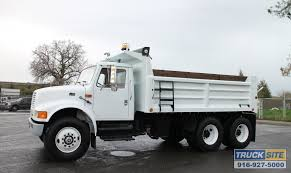 1997 International 4900 10-12 Yard Dump Truck For Sale By Truck Site ...