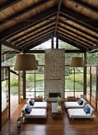 100 Cadas Casa En Itaipava Brasil Architecture Steel