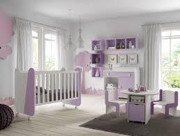 deco chambre bebe fille violet 3 enfant 27 id es originales