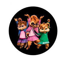 Alvin And The Chipmunks Cake Decorations by Characters Chipmunks Chipettes Cake Topper