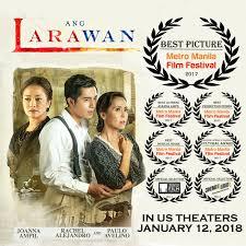Ang Larawan Theater List