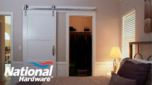 Easy DIY Project - Interior Sliding Door Kit Installation ... Diy Sliding Barn Door Youtube Modern Track John Robinson House Decor How Sliding Barn Door From Ceiling Davinci Pictures Interior Doors Homes Of The Brave Style Hdware Ideas Insta New Of Install Closet To Network Blog Made Remade Your Aosom Cost To Glass Simple Installing On Decoration Exterior Installation Architecture Designs Bi