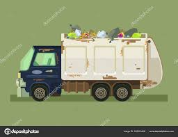 Isolated Garbage Truck. Vector Flat Cartoon Illustration — Stock ... Garbage Truck Pictures For Kids Modafinilsale Green Cartoon Tote Bags By Graphxpro Redbubble John World Light Sound 3500 Hamleys For Toys Driver Waving Stock Vector Art Illustration Garbage Truck Isolated On White Background Eps Vector Sketch Photo Natashin 1800426 Icon Outline Style Royalty Free Image Clipart Of A Caucasian Man Driving Editable Cliparts Yellow Cartoons Pinterest Yayimagescom Recycle