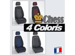 housses de sieges housses sièges auto sur mesure chess