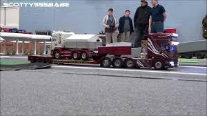 100 Rc Semi Trucks And Trailers RC TRUCKS RC SCANIA HEAVY HAULER KING TRAILER 114 TAMIYA RC