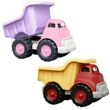 100 Pink Dump Truck Green Toys With Working Er And No Metal Axles On OnBuy