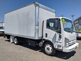 100 Valley Truck And Trailer Used 2013 Isuzu NQR In Fountainvalley CA VIN