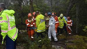 100 Where Is Jamberoo Located Man Falls 20 Metres From Cliff At