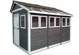 8x12 Storage Shed Kit by Potting Shed Sunshed Garden 8 U0027x12 U0027 Outdoor Living Today