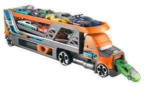 Amazon.com: Hot Wheels Blastin Rig Semi-Truck Vehicle: Toys & Games Hot Wheels Trackin Trucks Speed Hauler Toy Review Youtube Stunt Go Truck Mattel Employee 1999 Christmas Car 56 Ford Panel Monster Jam 124 Diecast Vehicle Assorted Big W 2016 Hualinator Tow Truck End 2172018 515 Am Mega Gotta Ckc09 Blocks Bloks Baja Bone Shaker Rad Newsletter Dairy Delivery 58mm 2012 With Giant Grave Digger Trend Legends This History Of The Walmart Exclusive Pickup Series Is A Must And
