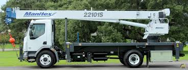 Manitex 22101S 22-ton Boom Truck Crane On Peterbilt 220 SOLD Trucks ...