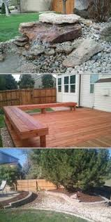 Mac Stringer specializes in decks and patio installation services