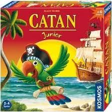 Kosmos Catan Junior Board Game 697495 German