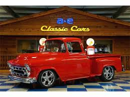 1957 Chevrolet Pickup For Sale | ClassicCars.com | CC-1035770 9 Sixfigure Chevrolet Trucks 3100 Pickup V8 Project 1957 Pickup For Sale Classiccarscom Cc1035770 Rare Napco 4x4 Shortbed Stepside Project Gmc Panel Truck Hot Rod Network 12 Ton 502 Sale On Chevy Cameo Classic