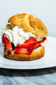 Simple Strawberry Shortcake The Taste SF