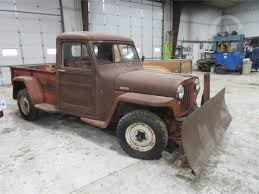 100 Willys Jeep Truck For Sale AuctionTimecom 1948 WILLYS JEEP TRUCK Online Auctions