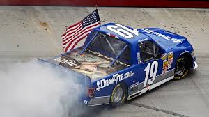100 Win Truck Brad Keselowski Gets First Career Truck Win At Bristol NASCAR