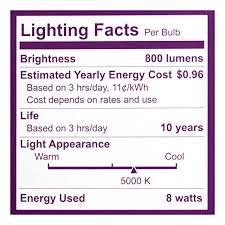 philips led a19 5000k 60w led light bulb 16 pack deals coupons