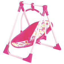Adora 4 In 1 Play Set High Chair Swing Carrier Seat - Timeless Toys ...