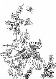 Advanced Flower Coloring Pages Hard