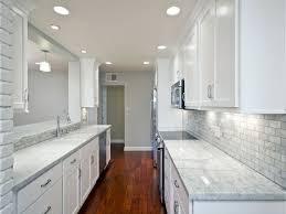 Small White Kitchen Design Ideas by Best 25 Galley Kitchen Remodel Ideas On Pinterest Galley