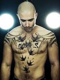 Awesome Chest Tattoo Ideas