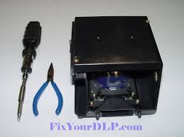Sony Xl 2200 Replacement Lamp by Samsung Bp96 01073a 1074a 1099a How To Guide Replacement Dlp Tv