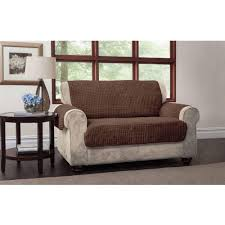 Recliner Sofa Covers Walmart by Tips Slipcover For Dual Reclining Sofa Slipcover For Reclining