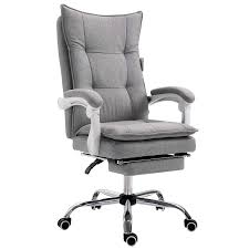 Executive Double Layer Padding Recline Office Desk Chair With Footrest,  MR77 Grey Fabric Forget Standing Desks Are You Ready To Lie Down And Work Ekolsund Recliner Gunnared Dark Grey Buy Now Artiss Massage Office Chair Gaming Computer Chairs Khaki Executive Adjustable Recling With Incremental Footrest 1000 Images About Fniture On Pinterest Best In 20 The Gadget Reviews Amazoncom Chairsoffce Offce 7 With 2019 Review 10 1 Model Desk Lafer Josh Offex Ofbt70172whgg High Back Leather White
