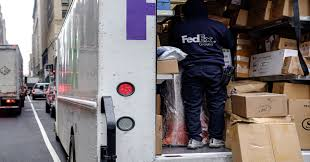 100 Fedex Ground Trucks For Sale ETF Spotlight On Pace For Worst Day In 10 Years