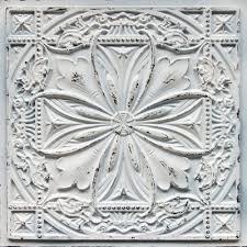 faux tin ceiling tile 24 x 24 dct 10