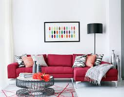 Red And Black Small Living Room Ideas by 38 Interior Design Ideas For Small Living Rooms
