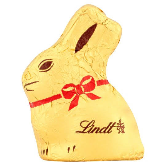 Lindt Mini Gold Chocolate Bunny