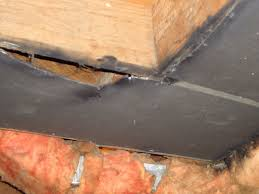 Covering Asbestos Floor Tiles Basement by Cool Home Creations Finishing Basement Black Ceiling